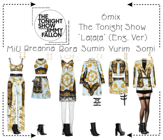 《6mix》The Tonight Show Starring Jimmy Fallon