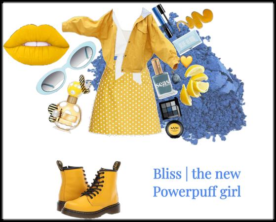 Bliss   New Powerpuff