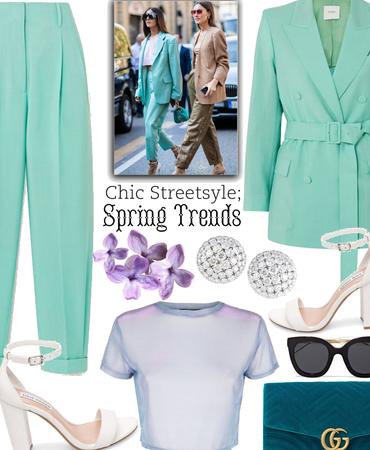 street style spring