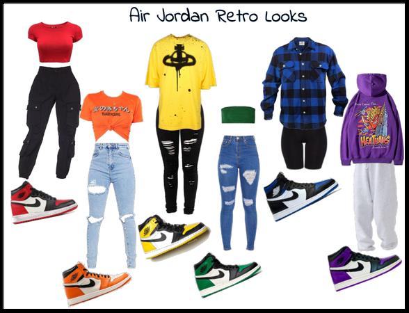 Air Jordan Retro Looks