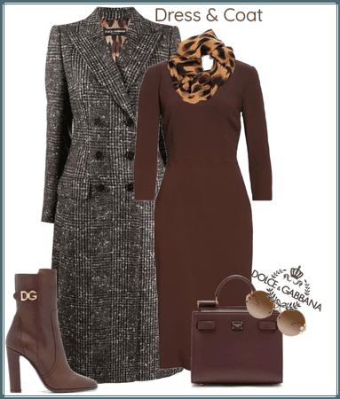 Dress & Coat