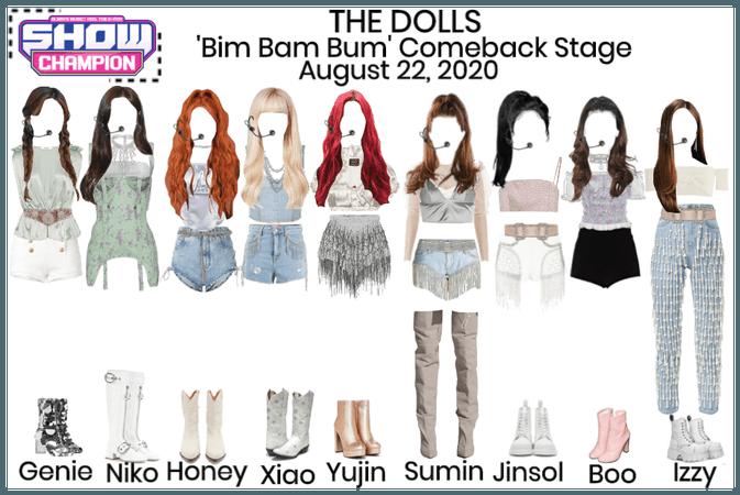 [Bim Bam Bum] Comeback Stage - Show Champion
