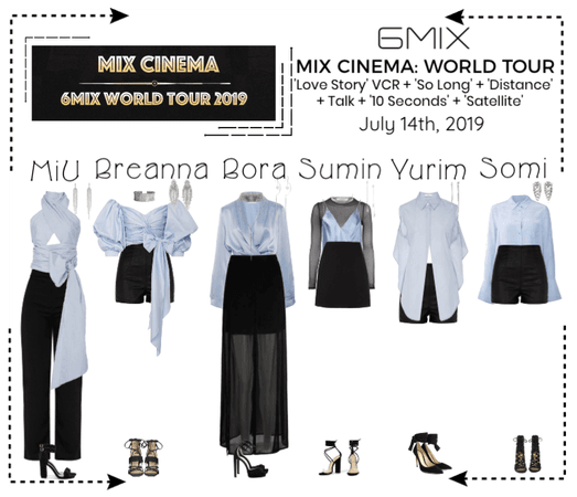 《6mix》Mix Cinema | Seoul - Day 2