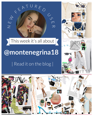 Featured user: @montenegrina18