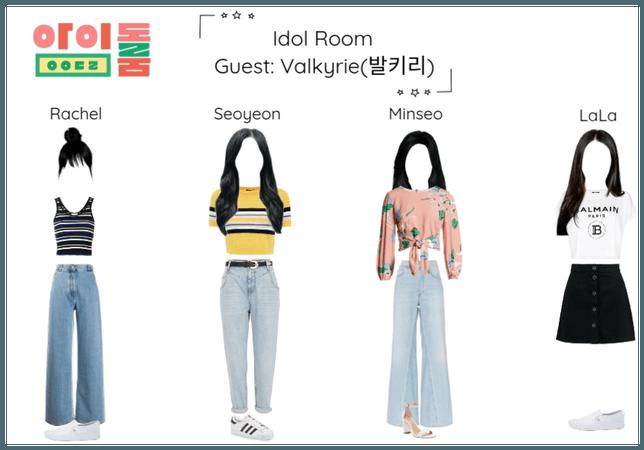 {Valkyrie} Idol Room Episode