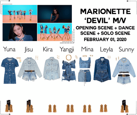 MARIONETTE (마리오네트) 'Devil' Music Video