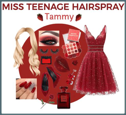 Tammy - Miss Teenage Hairspray