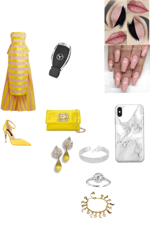 Yellow with Yonder
