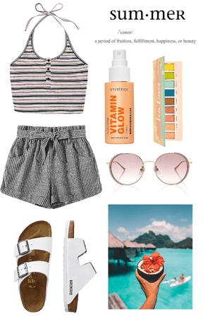 summer vibes! 🌞