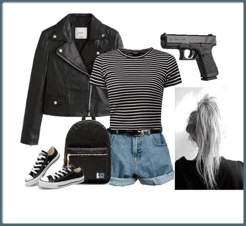 My Zombie Apocalypse Clothes