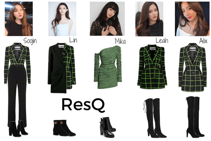 ResQ outfit
