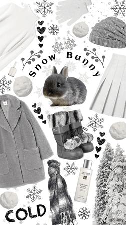"""snow """"Bunny """""""