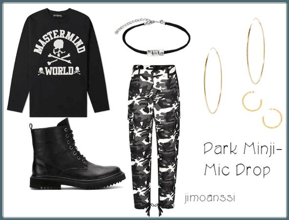 Park Minji's  Outfit- Mic Drop #1
