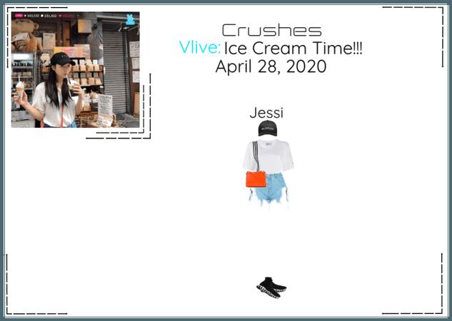 Crushes (호감) Jessi Surprise Vlive