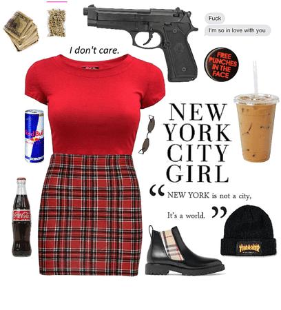 New York bad bitch