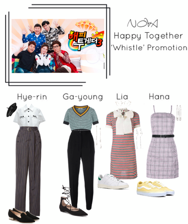 NOVA- Happy Together