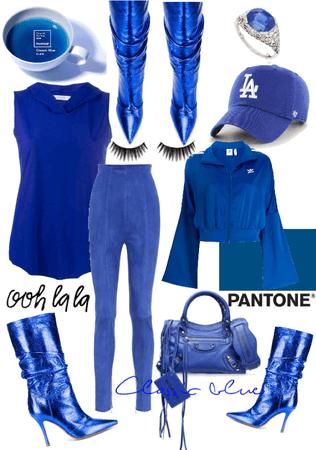 Classic blue Style II