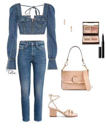 Modern Double Denim