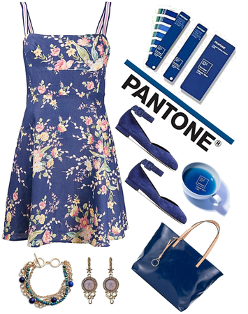 Pantone Classic Blue Ready for Spring