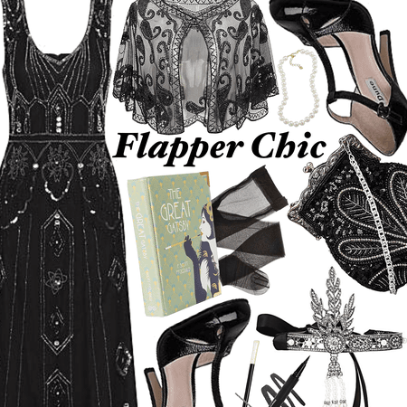 FALL 2020: Flapper Costume