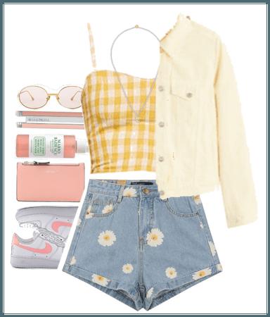 Sunflowers & Spring