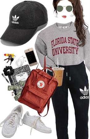 college///cap 🧢🎒