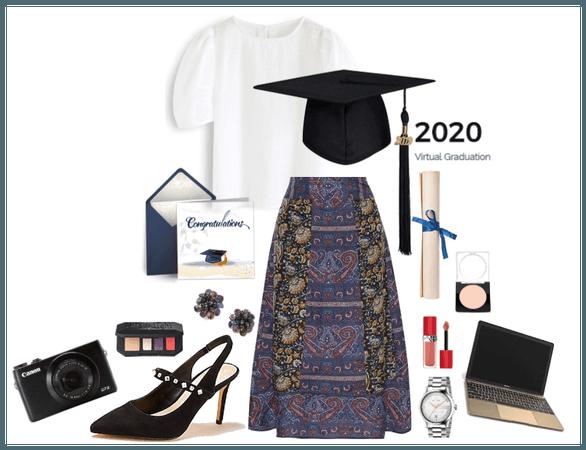 University/High School 2020 Graduation