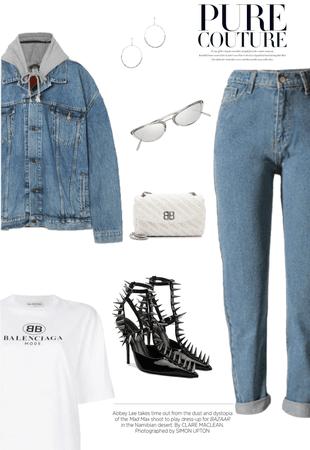 Outfit #1: Balenciaga