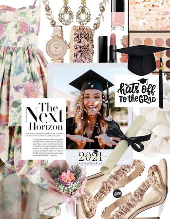 Graduation Style: Floral Grace (6.5.2021)