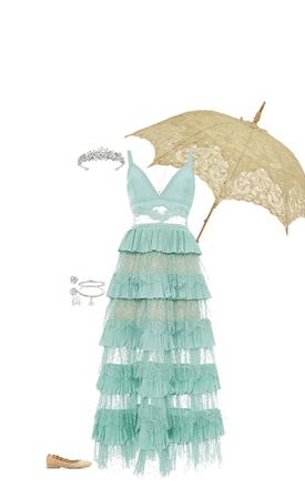 Princess Outfit 1