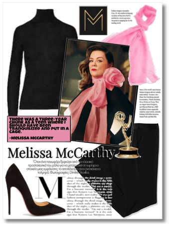 Favorite Celebrity - Melissa McCarthy
