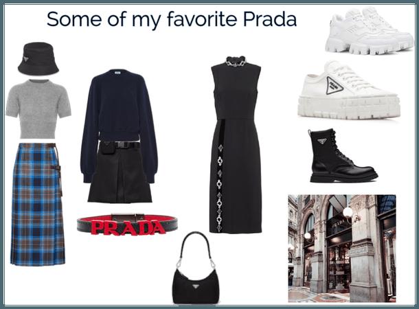 Soem of my Favorite Prada