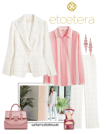 ETC Summer 2020: Gianna Suit with Colleen Blouse