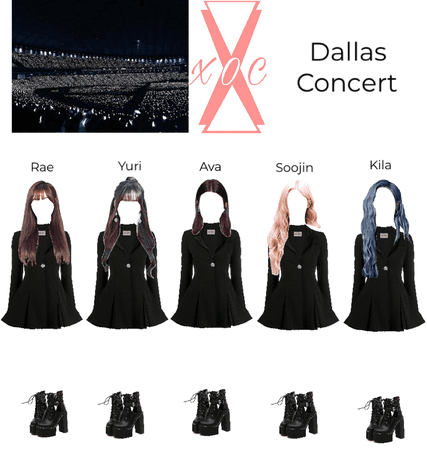 XOC Dallas Concert