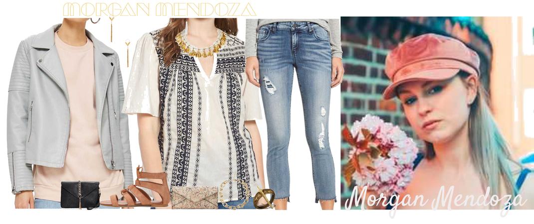 Morgan Mendoza - First Outfit
