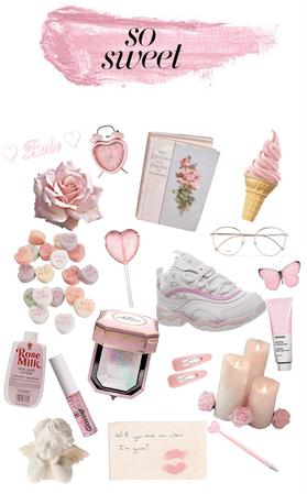 sweet pink mood