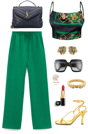 Green With Savvy 💚