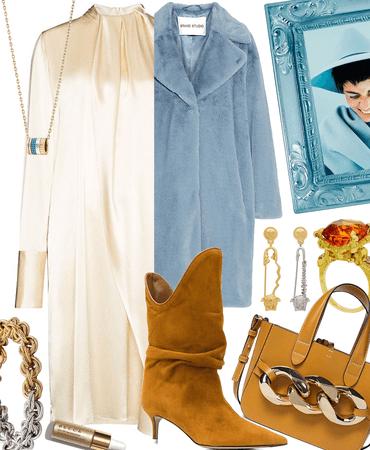 amber blue
