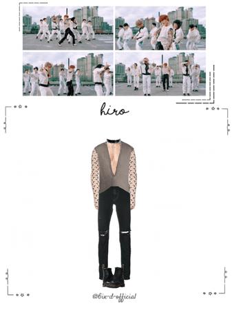 6IX-D 식스디 Indigo 'Love Me Harder' Official MV