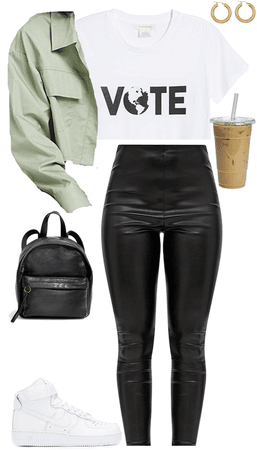 election day #ootd