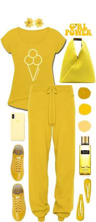 ShopLook Yellow!!