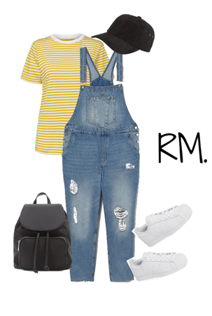 RM inspired outfit