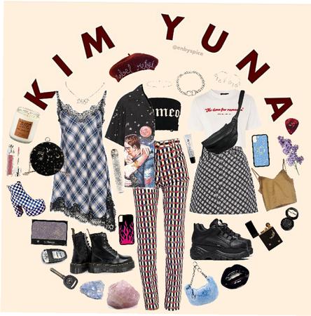 oc: kim yuna