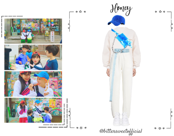 BITTER-SWEET [비터스윗] (HONEY) 'Selfish' Honey & Soojin Official MV 210331
