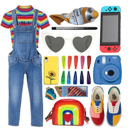 Like a Rainbow 🌈