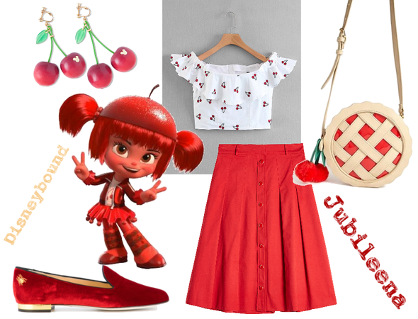 Disneybound Jubileena Bing-Bing
