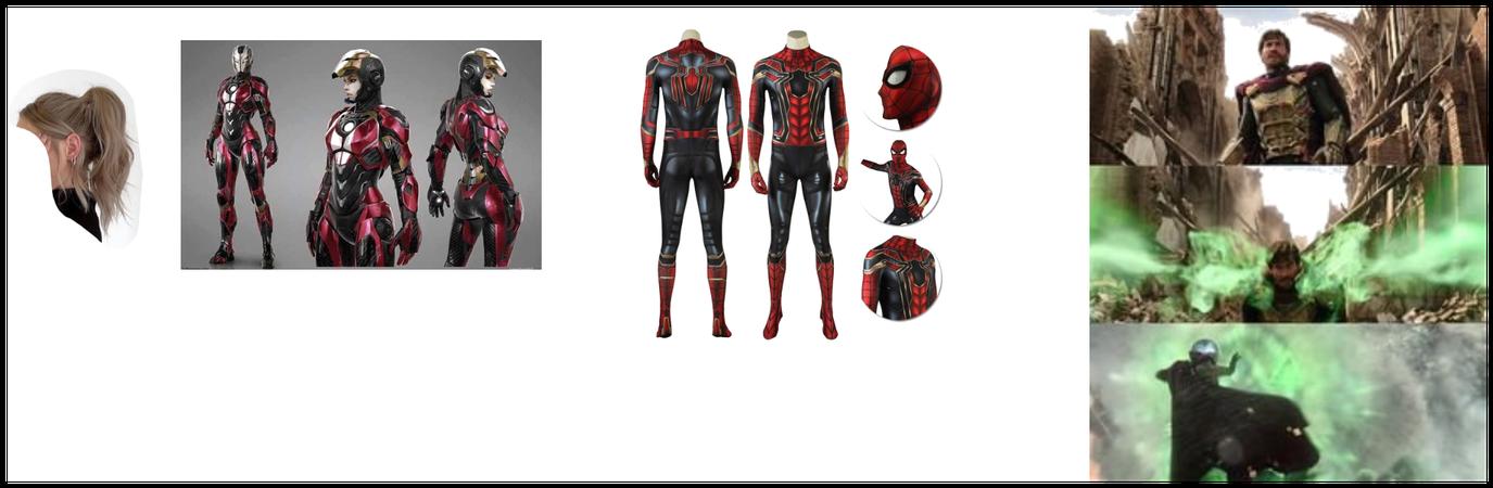 Imagine Peter Parker