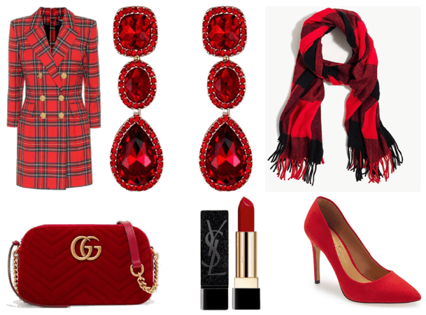 Color Me Luxe Red
