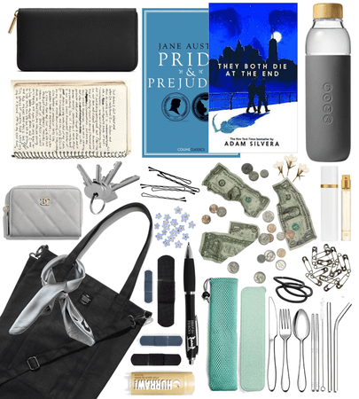 What I Do/Would Have In My Bag - What's In My Bag 💼