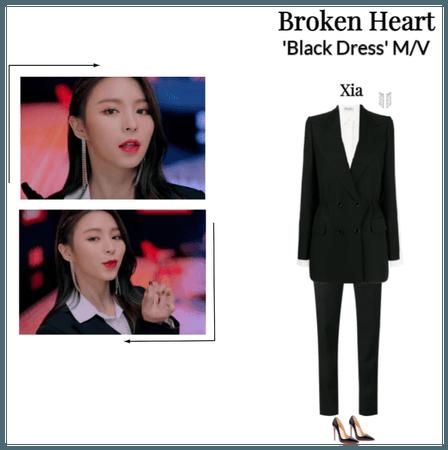 Broken Heart 'Black Dress' Xia Solo Scene